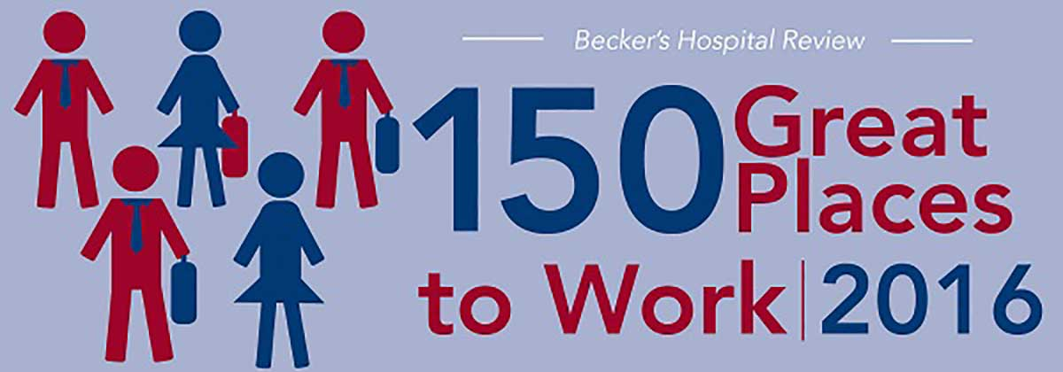 spine nevada great places to work in healthcare, beckers hospital review
