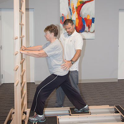 physical therapists for spine and musculoskeletal conditions