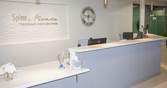 request an appointment with a pain management, physical medicine, neurosurgeon, spine surgeon, physical therapists