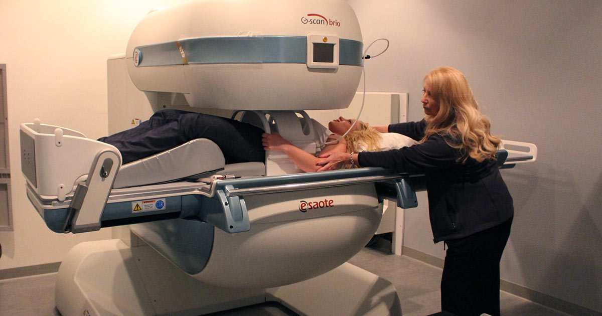 Open Inmotion Mri G Scan Brio Revolutionary Approach