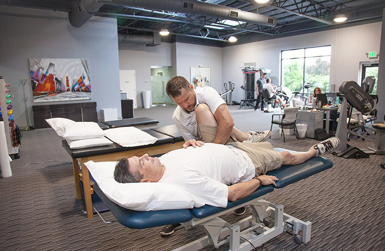 physical therapy, spine, orthopedics